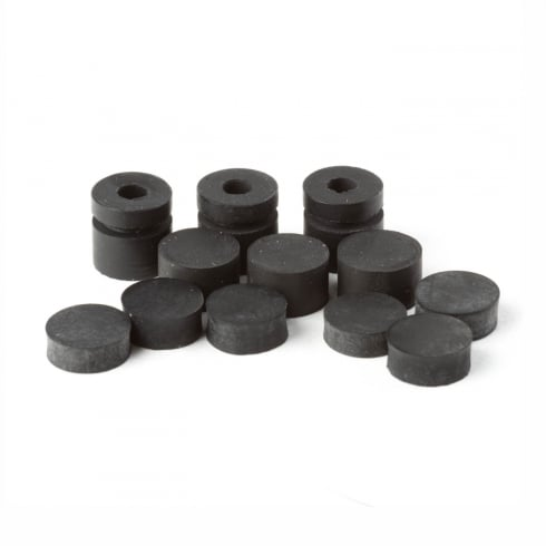 Cry Baby® Rubber Grommets, 12-Pack