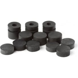 Jim Dunlop Cry Baby® Rubber Grommets, 12-Pack
