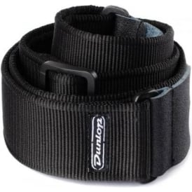 Jim Dunlop D38-09BK Nylon Guitar Strap Black