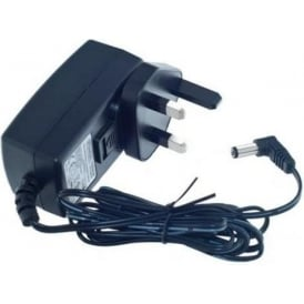 Jim Dunlop ECB004UK Power Supply, 18V DC Regulated Adapter