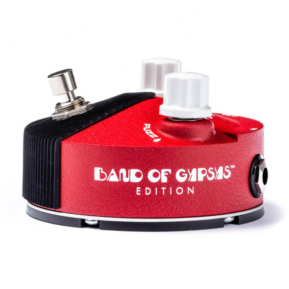 jim dunlop ffm6 band of gypsys fuzz face mini distortion pedal. Black Bedroom Furniture Sets. Home Design Ideas