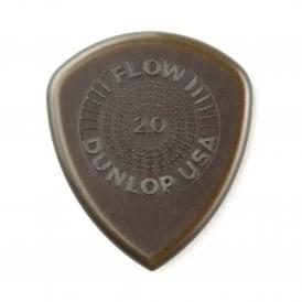 Jim Dunlop Flow Standard Guitar Picks 2.0mm, 6-Pack