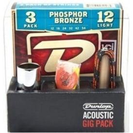 Jim Dunlop GA24 Acoustic Guitar Accessory Pack