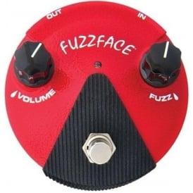 Jim Dunlop Germanium Fuzz Face® Mini Distortion FFM2 Electric Guitar Effects Pedal