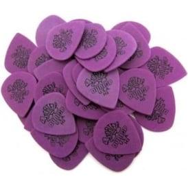 Jim Dunlop H3 Tortex Jazz Purple Refill Bag of 36 Guitar Picks