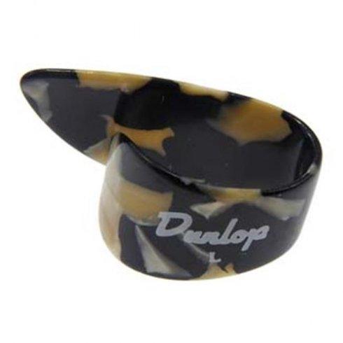 Jim Dunlop Heavies Calico Single Large Thumb Pick