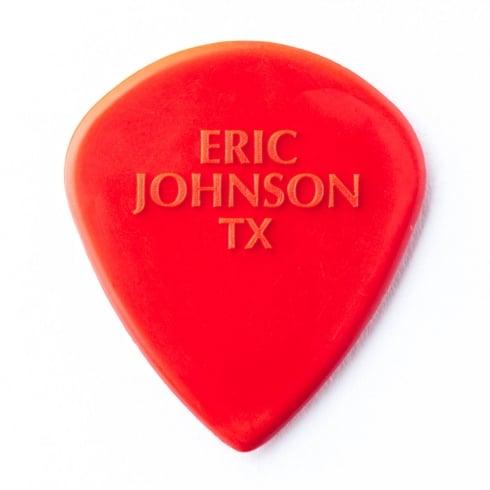 Jim Dunlop Jazz 3 Eric Johnson Guitar Picks 6-Pack