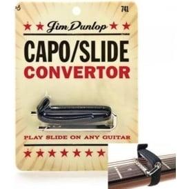 Jim Dunlop JD-741 Elastic Guitar Capo Slider Converter