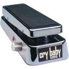 Jim Dunlop Cry Baby® 535Q-C Multi-Wah, Chrome