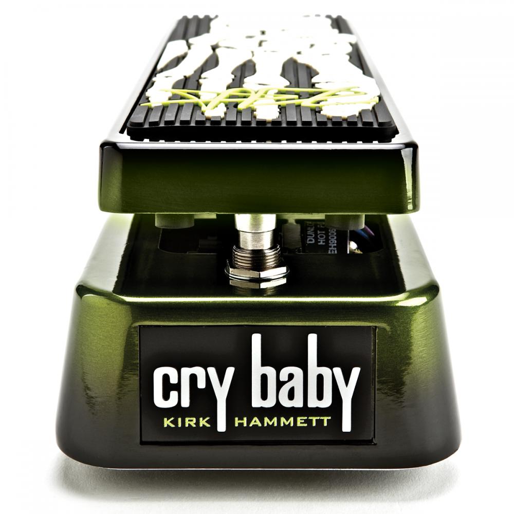 jim dunlop cry baby kirk hammett signature wah wah. Black Bedroom Furniture Sets. Home Design Ideas