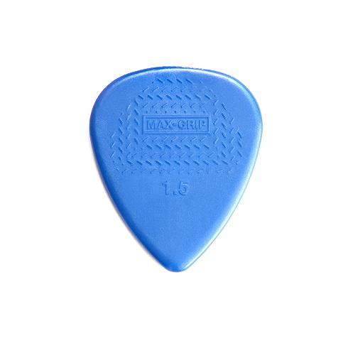 Jim Dunlop Nylon Max Grip Standard Pick 1.5mm