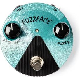 Jim Dunlop Jimi Hendrix Fuzz Face Mini Distortion Guitar Effects Pedal