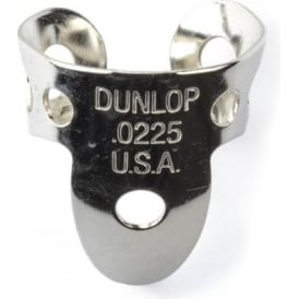 Jim Dunlop Nickel Silver .0225 3 x Finger and 1 x Thumb Pack