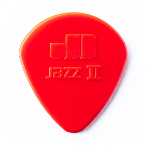 Nylon Jazz II, Red, 6-Pack