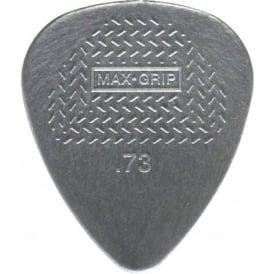 Jim Dunlop Nylon Max Grip Standard Guitar Pick .73mm Player Pack of 12