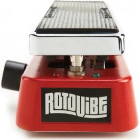 Jim Dunlop Rotovibe® Chorus/Vibrato Guitar Effects Pedal