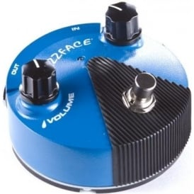 Jim Dunlop Silicon Fuzz Face® Mini Distortion Guitar Effects Pedal