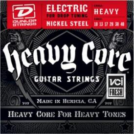 Jim Dunlop Single .070 Gauge Heavy Core Nickel Wound Single Guitar String
