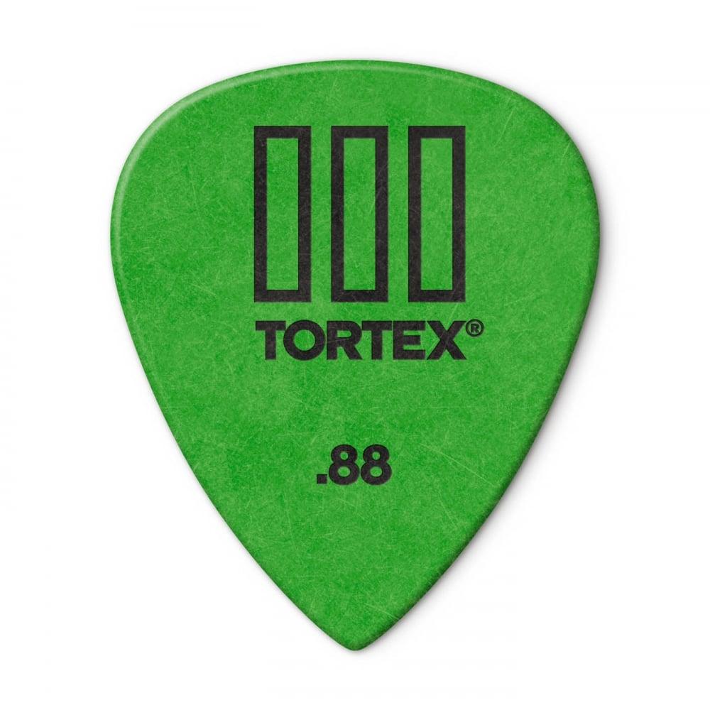 jim dunlop tortex iii guitar picks 88mm player pack of 12 462p135. Black Bedroom Furniture Sets. Home Design Ideas