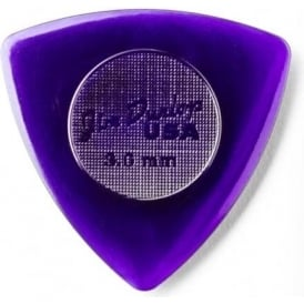 Jim Dunlop Tri Stubby 3mm - 6 Pack