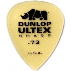 Jim Dunlop Ultex Sharp .73mm Guitar Picks 6-Pack 433P73