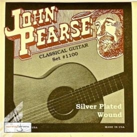 John Pearse 1100 Classical Guitar Strings Standard Tension