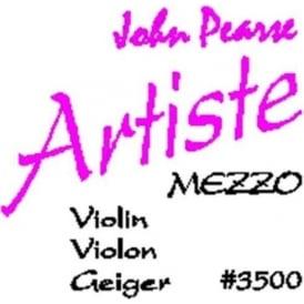 John Pearse Artiste Violin 3500 Strings