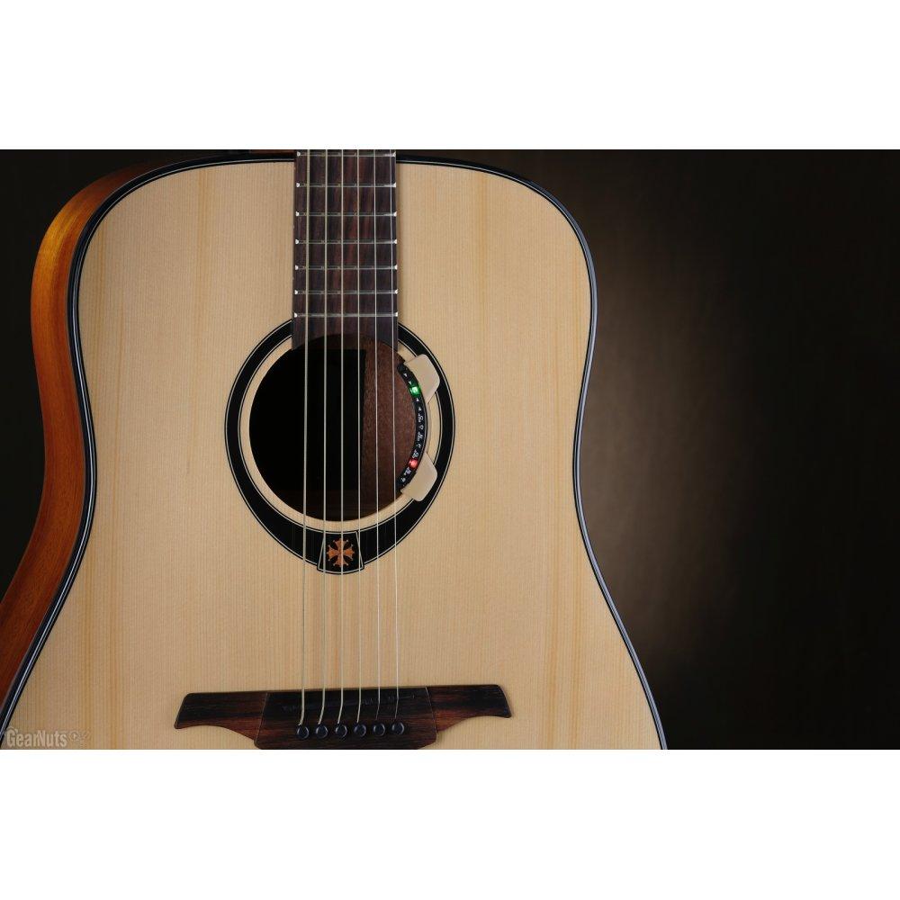 korg rp c1 rimpitch chromatic soundhole acoustic guitar tuner. Black Bedroom Furniture Sets. Home Design Ideas