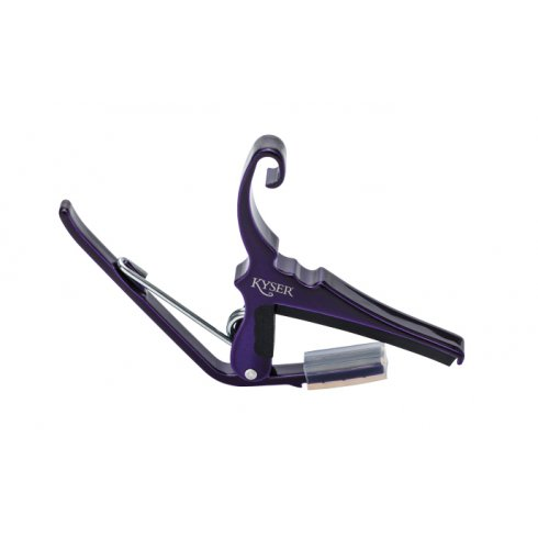 Kyser KG6 Quick Change Deep Purple Trigger Guitar Capo