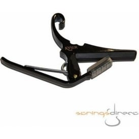 Kyser Quick Change Trigger Capo For Classical Guitar
