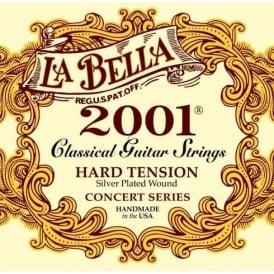 LaBella Classical Nylon Guitar Strings - Hard Tension