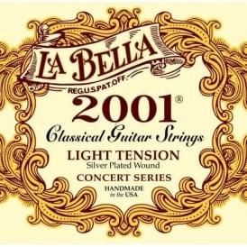 LaBella Classical Nylon Guitar Strings Light Tension 6-String Full Set
