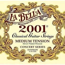 LaBella Classical Nylon Guitar Strings Medium Tension