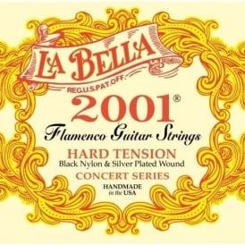 LaBella Flamenco Guitar Strings Hard Tension