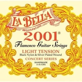 LaBella Flamenco Guitar Strings Light Tension
