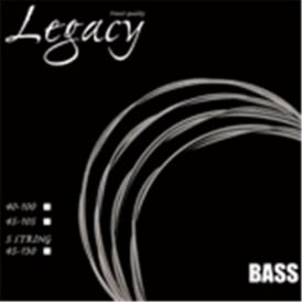Legacy Nickel Roundwound Bass Guitar Strings 45-130 5-String Long Scale