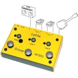 Lehle D.Loop SGoS Amp Switcher Guitar Pedal