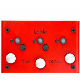 Lehle Dual SGoS Amp Switcher Guitar Pedal