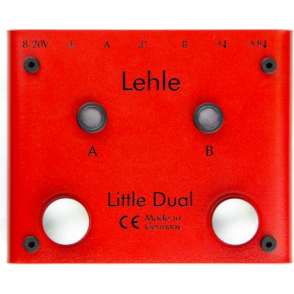 Lehle Little Dual AB Switcher Pedal