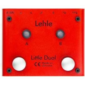 Lehle Little Dual Amp Switcher Guitar Pedal