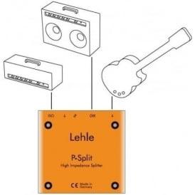 Lehle P-Split II Amp Switcher Guitar Pedal