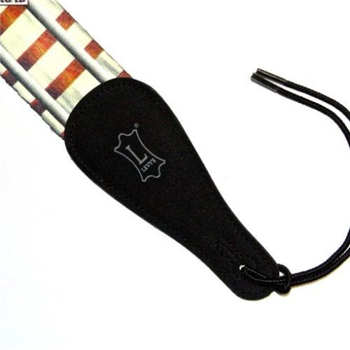 Levy's Leathers Levy's MPS2-025 Sonic-Art Polyester Strap Rail Road Crossing (While Stocks Last)