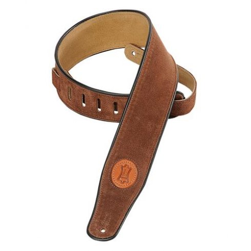 Levy's MSS3-BRN Suede Series Strap in Brown