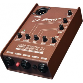 LR Baggs PARA DI Acoustic Direct Box and Preamp with 5-Band EQ