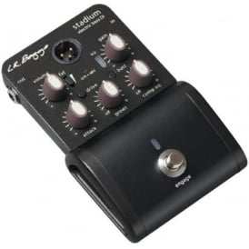LR Baggs Stadium Electric Bass DI for Stage Use with Comp EQ, Growl and Attack