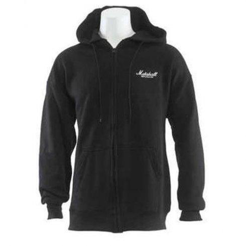Marshall Logo Full Zip Hooded Sweatshirt XX-Large