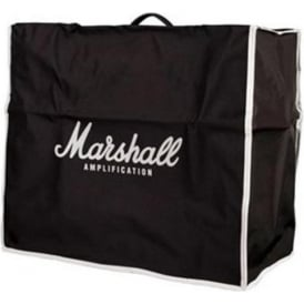 Marshall 1960A, 425A, M412A Black Cab Cover with White Piping and Logo