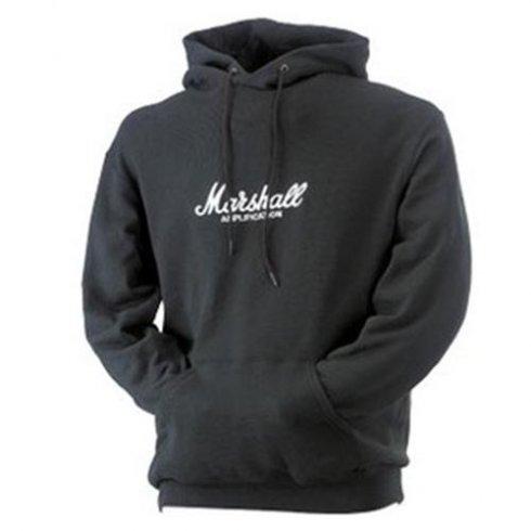 Marshall Logo Mens Hoodie Extra Large