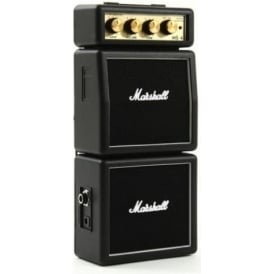 Marshall MS-4 1 Watt Battery Powered Full Mini Marshall Stack Amplifier