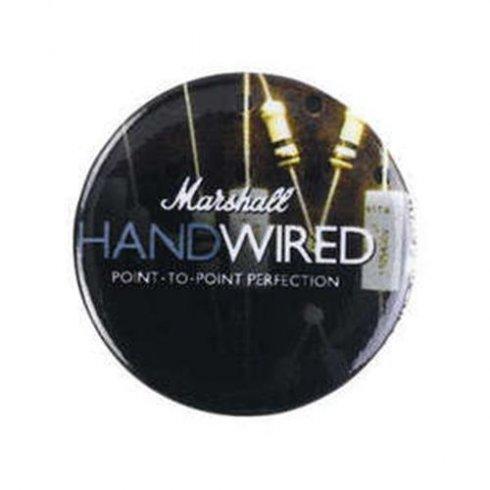 Marshall Pin Badge Handwired